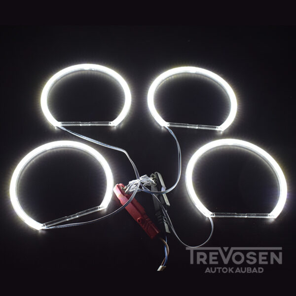 BMW LED rõngad E36 E38 E39 E46 6000K 131mm