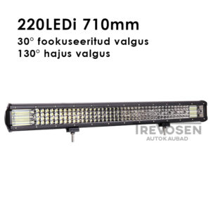 led töötuli 710mm