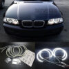 BMW LED Angel Eyes E46 halogeen