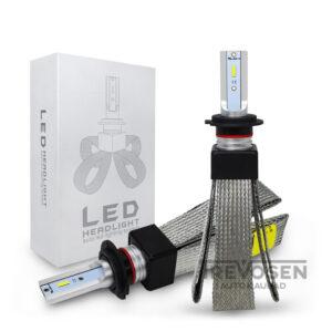 HIR2 LED pirnid 9012 6500K 100W 2tk